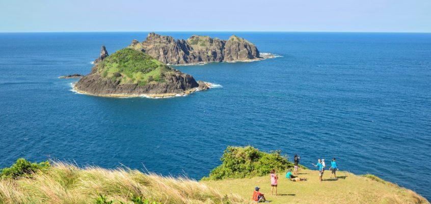 Die raue Schönheit der Insel Palaui