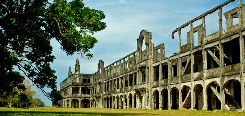 Die Geister des Felsens – Corregidor