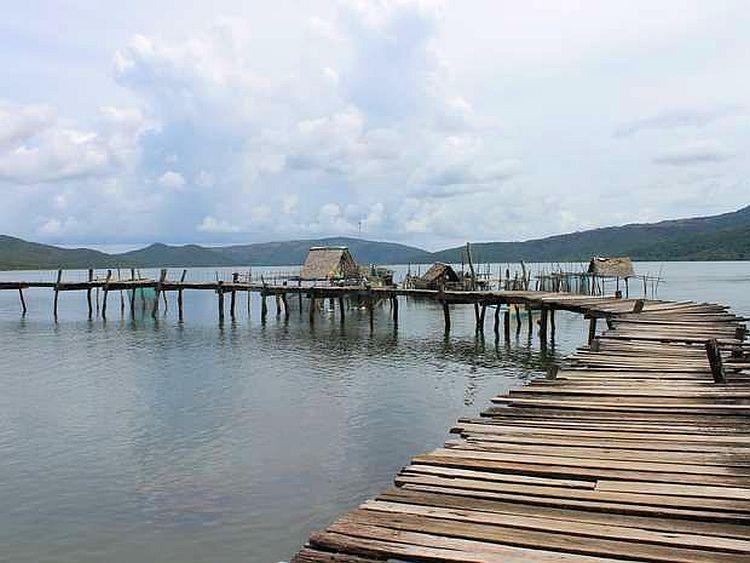 ENTDECKUNGEN – Die Cantiasay-San Pedro Holzfussbrücke