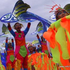 PHILIPPINEN REISEN BLOG - FESTE - Bangsi Festival in Maitum, Sarangani