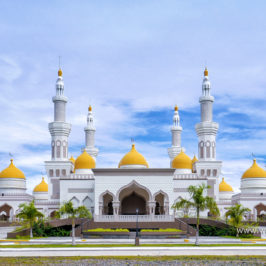 PHILIPPINEN REISEN BLOG - Die große Moschee in Cotabato