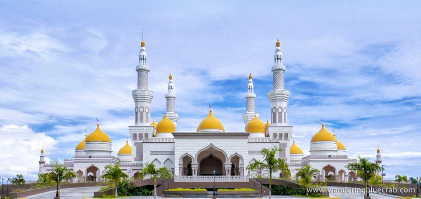 """RELIGION – Die """"Grand Mosque"""" der Philippinen in Cotabato"""