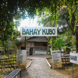 PHILIPPINEN REISEN BLOG - Eco-farming im Bahay Kubo ind San Joaquin