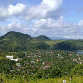 PHILIPPINEN REISEN BLOG - Labo Gemeinde und Fluss in der Provinz Camarines Norte