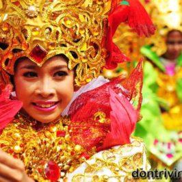 Das Pintaflores Festival und die Erzählung von der Prinzessin Nabingka