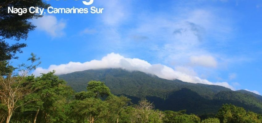 PHILIPPINEN REISEN BLOG - Besuch des Mt. Isarog Natinalparks in Naga, Camarines Sur