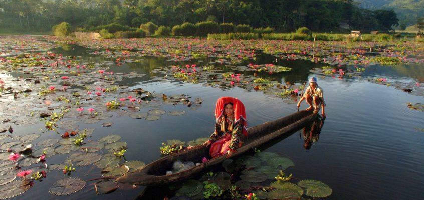 UNTERKÜNFTE: Zwei Lodges in Lake Sebu