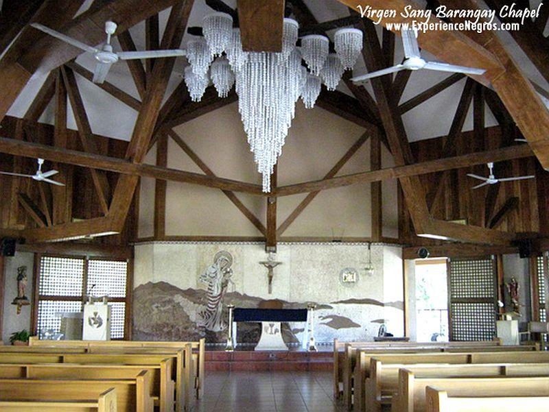 KULTUR: The Elegant Virgen sang Barangay