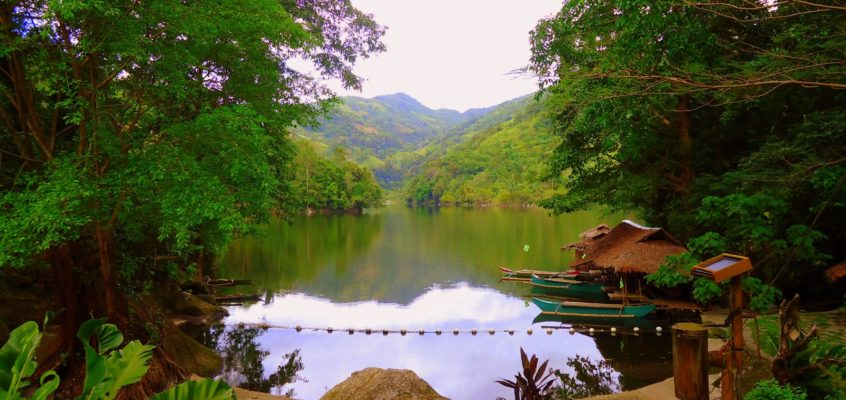 Abenteuer am und auf dem See Balanan