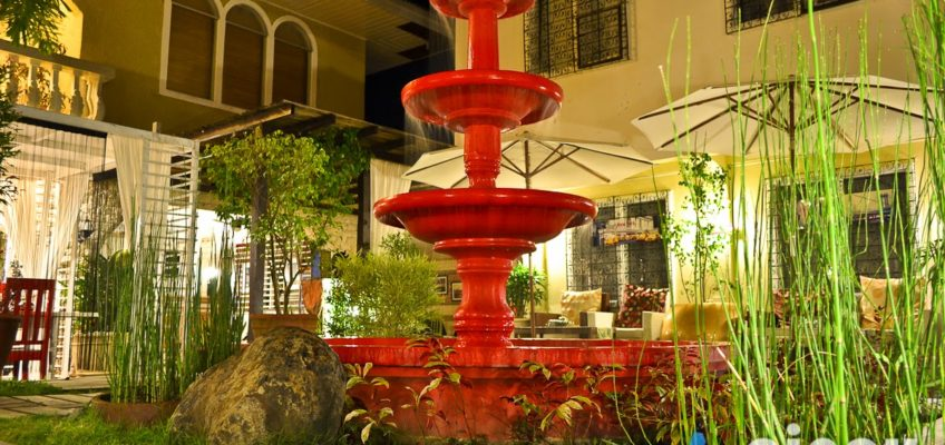 PHILIPPINEN REISEN BLOG - Unterkünfte - Das Island Leisure Boutique Hotel and Spa in Dumaguete