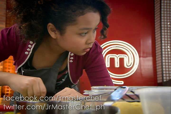 LEUTE:  Der Stolz von CamSur: Junior Chef Louise Mabulo