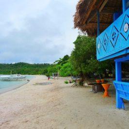 PHILIPPINEN REISEN BLOG - Subic Beach in Matnog, Sorsogon