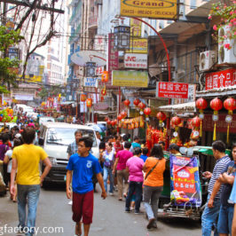 PHILIPPINEN REISEN BLOG - Essen - Leckereien in Manilas Chinatown Binondo