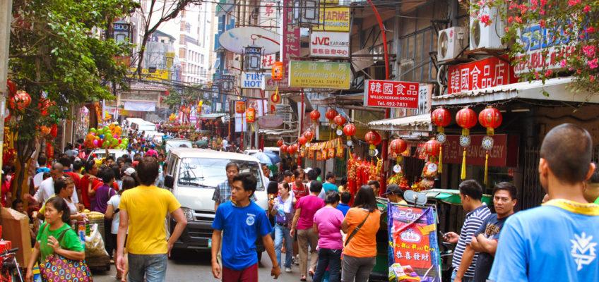 PHILIPPINEN REISEN BLOG - Essen - Leckereien in Manilas Chinatown Binondo