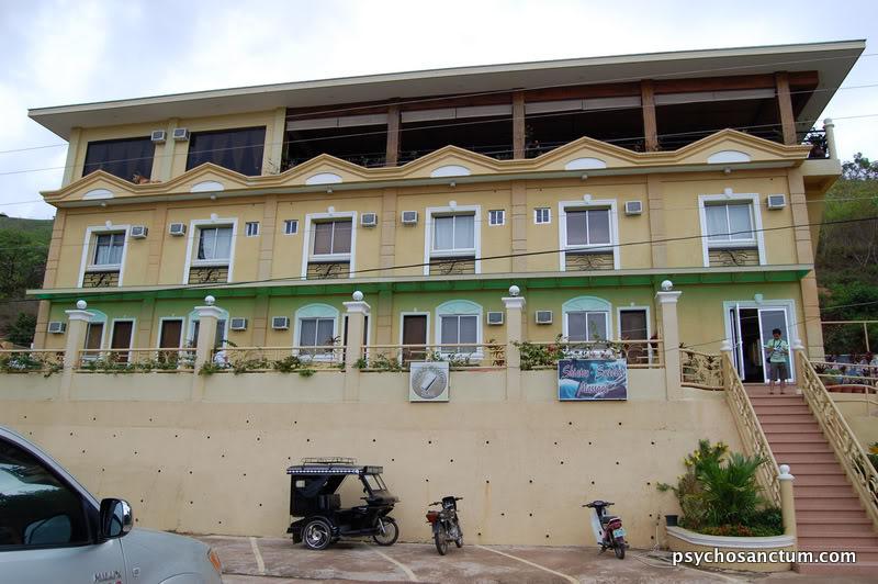 Das Mt. Tapyas Hotel in Coron
