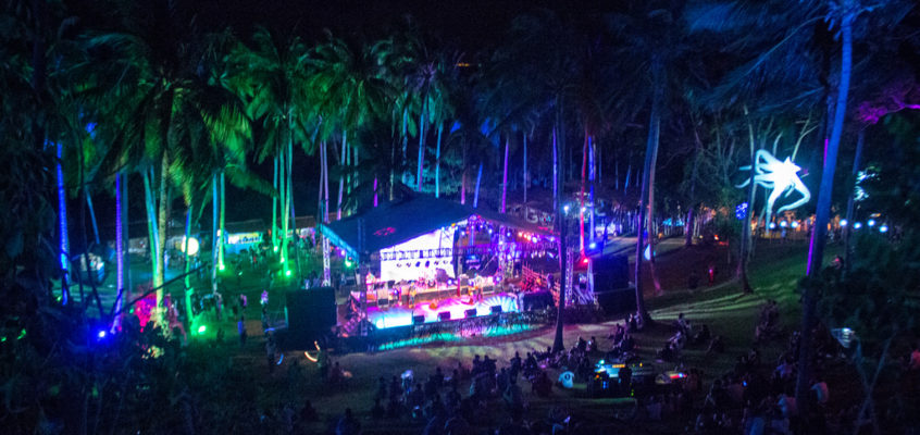 Malasimbo! Ein Musikfestival in Puerto Galera