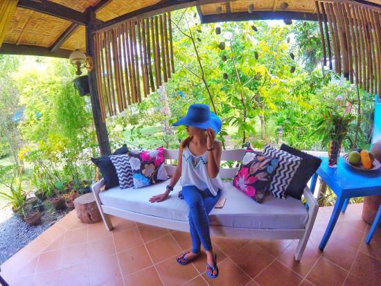 PHILIPPINEN REISEN BLOG - Budget freundliches La Vida Orchard Bed und Frühstück Resort auf der Insel Samal