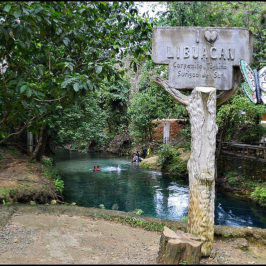 PHILIPPINEN REISEN BLOG - Libuacan Cold Spring in Surigao del Sur
