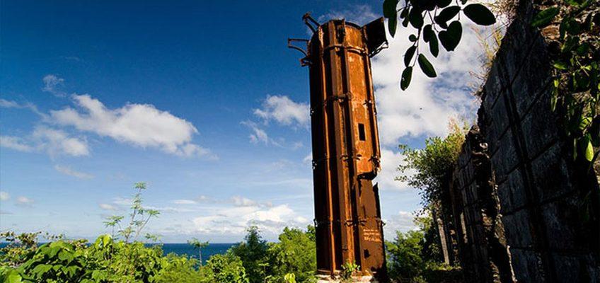 PHILIPPINEN REISEN BLOG - Der alte Guisi Leuchtturm auf der Insel Guimaras