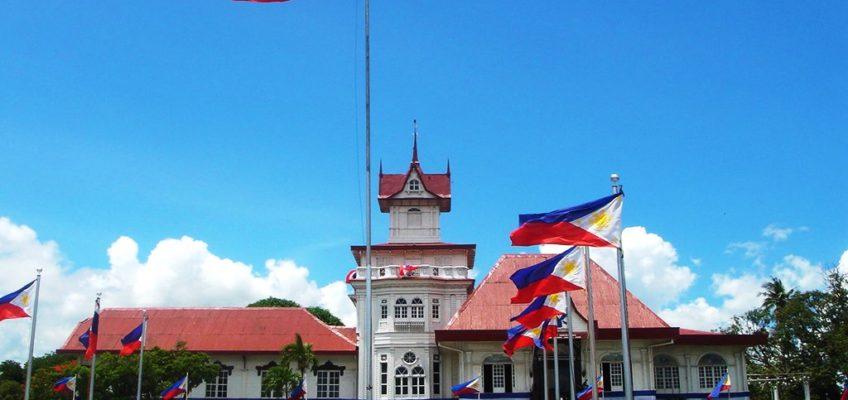 PHILIPPINEN REISEN BLOG - Nationaldenkmal Aguinaldohaus in Kawit, Cavite