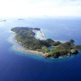 PHILIPPINEN REISEN BLOG - Die Insel und das Seeschutzgebiet DANJUGAN in den Visayas