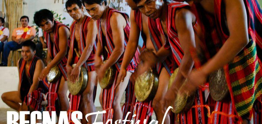 Das Begnas Festival in Sagada