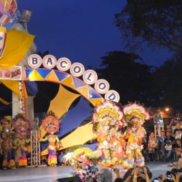 PHILIPPINEN REISEN BLOG - Das Masskara Festival in Bacolod