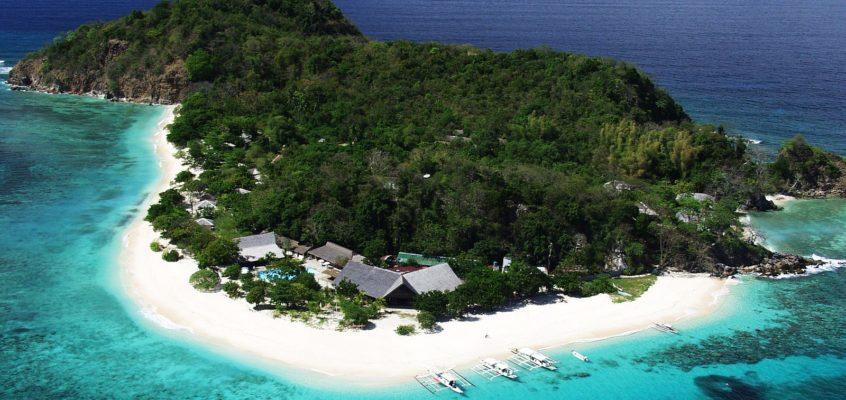 Eine Scheibe vom Paradies: Insel Dimakya