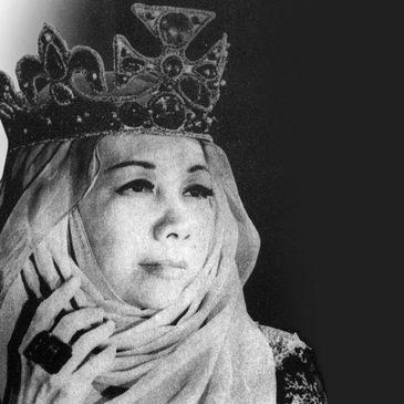 Die erste Dame des philippinischen Theaters