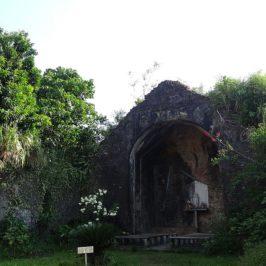 PHILIPPINEN REISEN BLOG - Die Kirchenruinen von Pudtol in Apayao