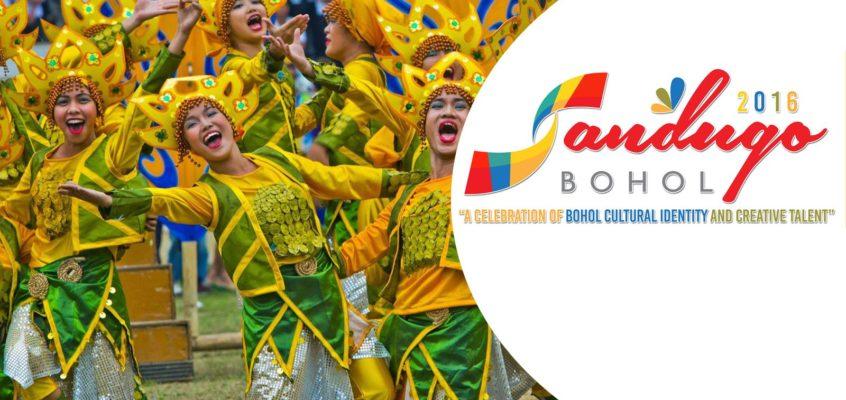 Sandugo Festival in Bohol