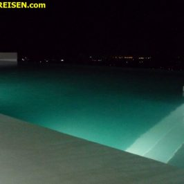 PHILIPPINEN REISEN BLOG - Am Infinity Pool im Ultra Winds Mountain Resort in der Stadt Cagayan de Oro