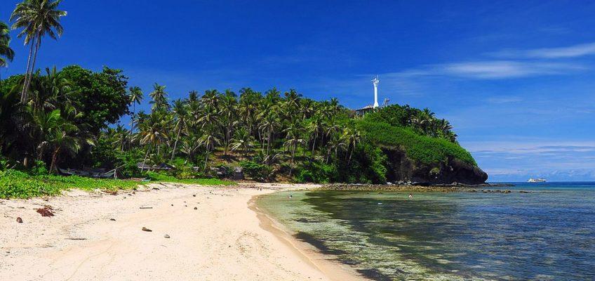 Philippinen Reisen Blog - Der verstteckte Strand von Dapitan