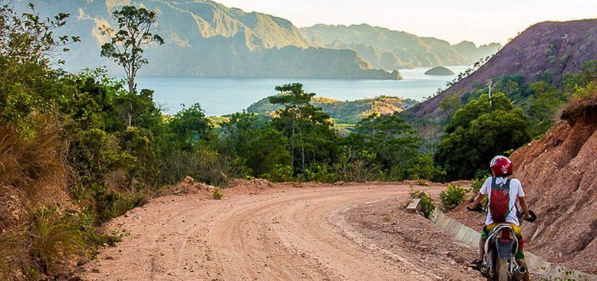 Philippinen Reisen Blog - Verfahren in Busuanga