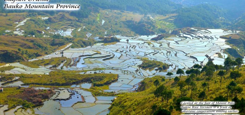 Das Dorf – Alab Oriente in Bontoc