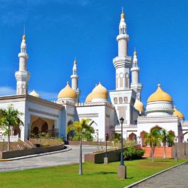Philippinen Reisen Blog - Die Goldene Moschee von Cotabato
