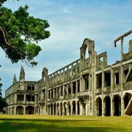 PHILIPPINEN REISEN BLOG - Die Insel Corregidor