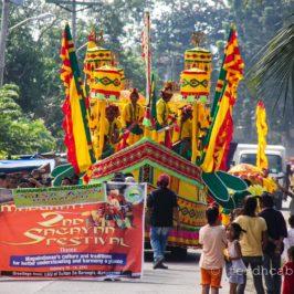 PHILIPPINEN REISEN BLOG - SAGAYAN - Der Tanz der Maguindananoan