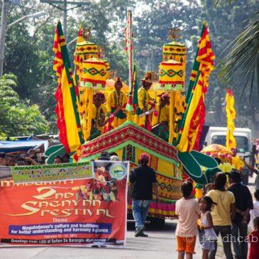 SAGAYAN – Der Tanz der Maguindanaoan