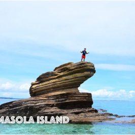 PHILIPPINEN REISEN BLOG - Die stauneswerte Insel Animasola in Masbate