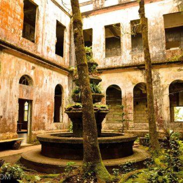 Das Spukhotel Diplomat in Baguio