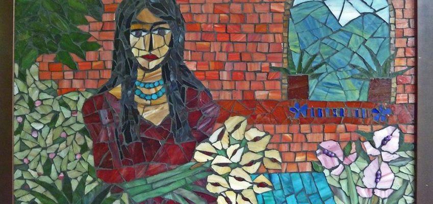 PHILIPPINEN REISEN BLOG - Gigi Campos Mosaikkunst