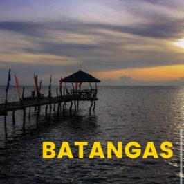 PHILIPPINEN REISEN BLOG - Wochenend-Ausflugsziele in Batangas