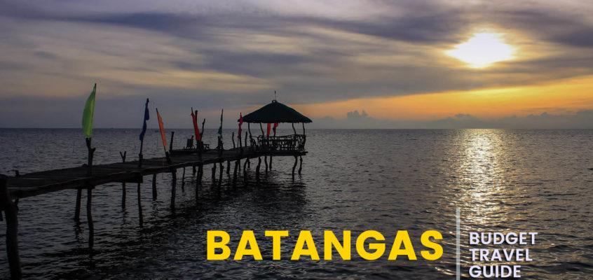 Drei perfekte Ziele für Wochenendler in Batangas