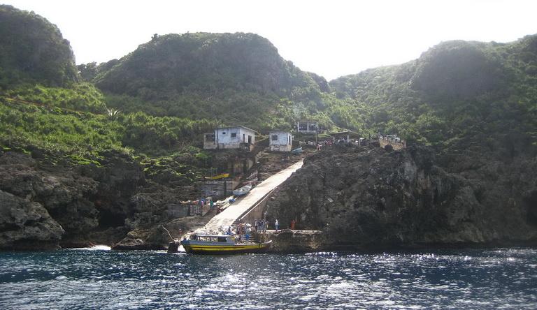 Unterkunft auf der Batanes Insel Itbayat