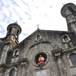 PHILIPPINEN REISEN BLOG -: Die alte San Sebastian Kathedrale von Bacolod