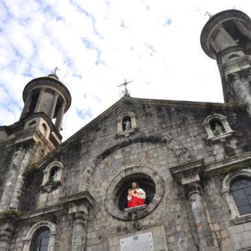 Die Jahrhunderte alte Kathedrale von Bacolod