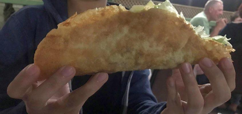 Kannst du diese riesigen Tacos schaffen?