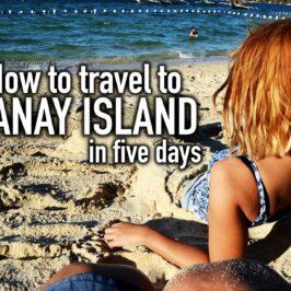 PHILIPPINEN REISEN BLOG - 5 Tage auf Panay ohne Boracay