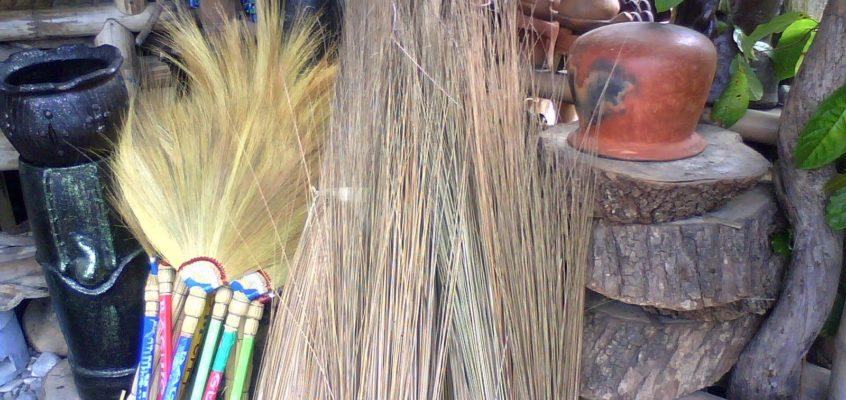 Dorf Bandoja – Dorf der Töpfer und Ziegelhersteller